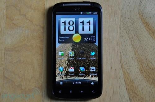 HTC Sensation采用的是Android 2.3.3操作系统