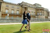 英威廉王子夫妇婚后首次访外 将访加拿大与美国