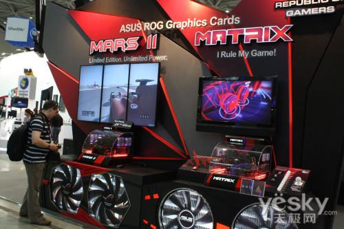 双芯火星卡MARS II和新单核旗舰Matrix Platinum