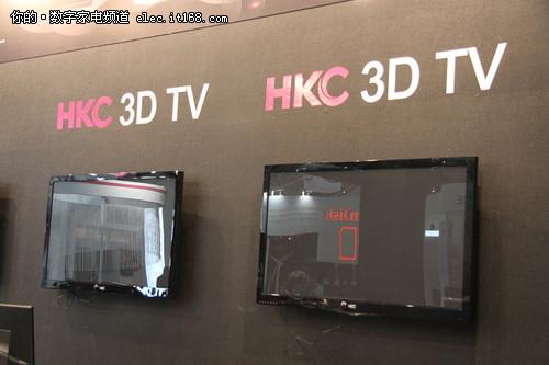 惠科的3D电视