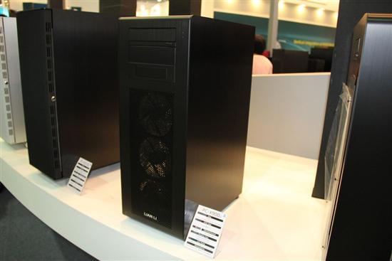 Computex2011品牌速报:初探联力展台