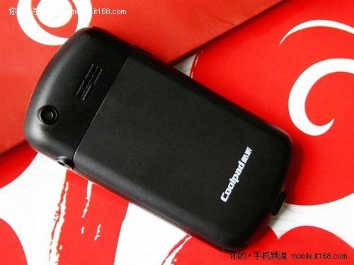 酷派E230是一款中国电信定制的天翼3G手机-低价学生手机 酷派E230