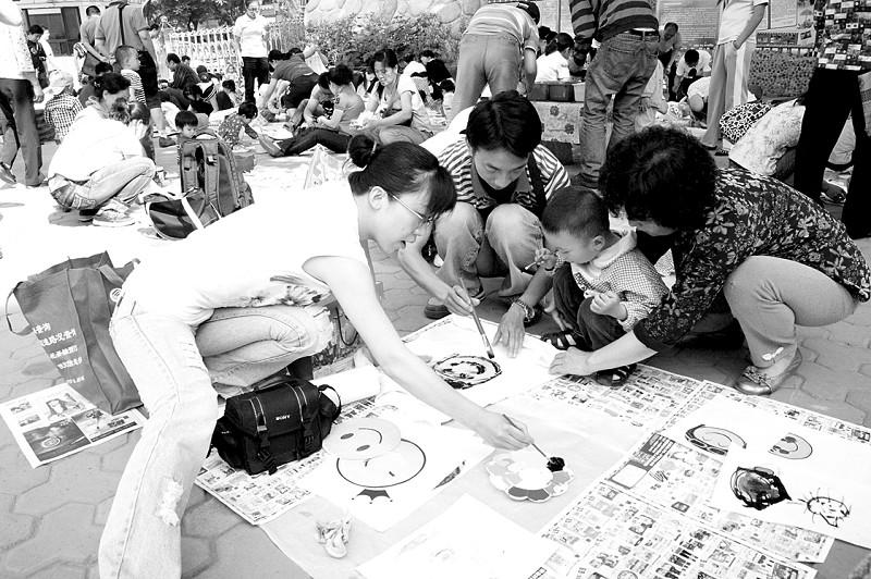 太原市康乐幼儿园 亲子特色教育有声有色(图)