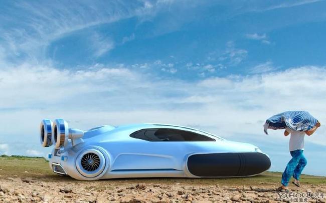 该作品在中国汽车设计大赛中展出并被视为是一款以中国顾客为消费目标