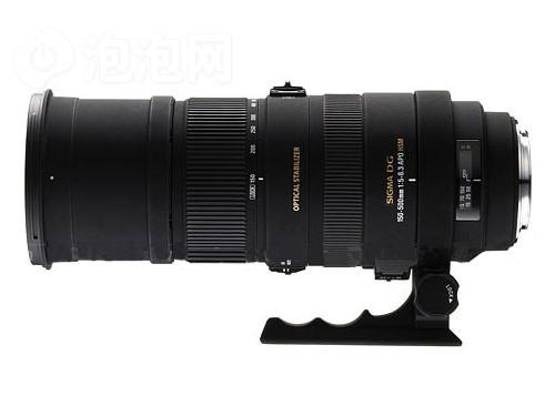 OS光学防抖镜头 适马150-500现售6800