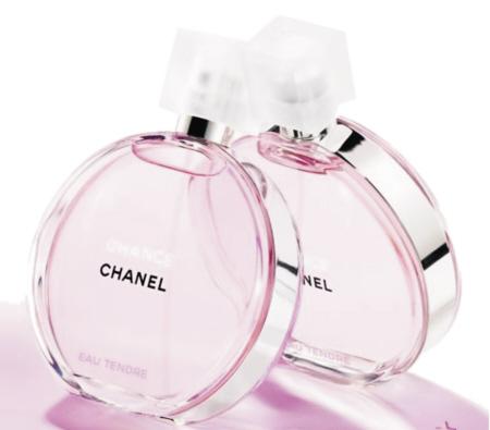 Chanel Chance Eau Tendre香奈儿邂逅粉红甜