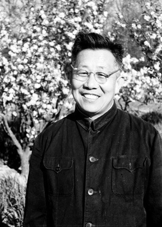 1954年元旦下午,作家王林到吴砚农家做客。吴砚农是天津市委宣传部部长兼统战部部长。