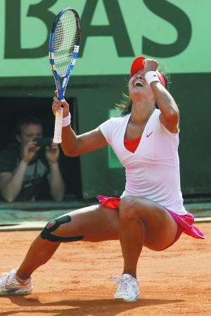 娜姐改写了中国网球的历史,这是她和她的团队的胜利。