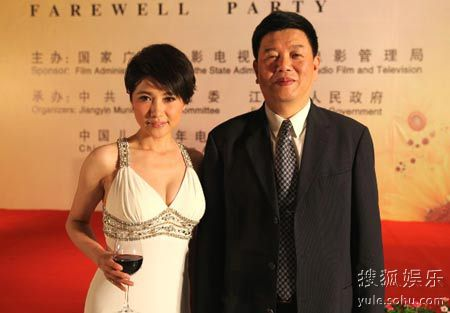 颜丙燕获中国国际儿童电影节最佳成人表演奖-搜狐娱乐