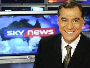 Sky News 主播John Mangos