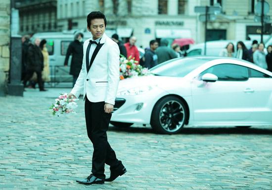 中国富二代在法国巴黎的浪漫奇遇记