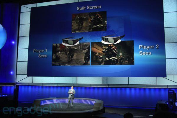 索尼推出PlayStation品牌的24英寸3D屏幕