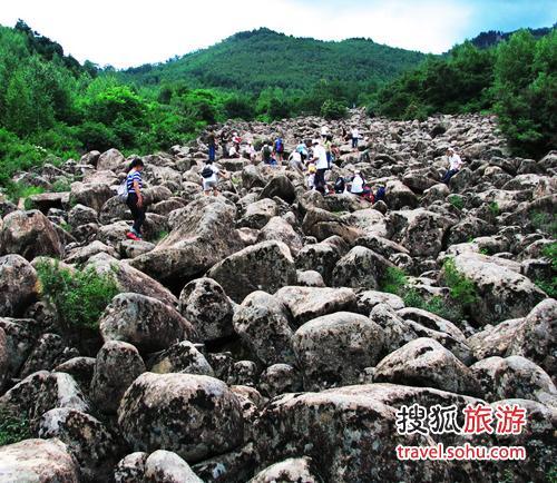 黑里河杜鹃山 图片来源:赤峰旅游官网