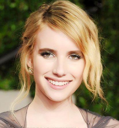模仿欧美女星:艾玛·罗伯茨Emma Roberts