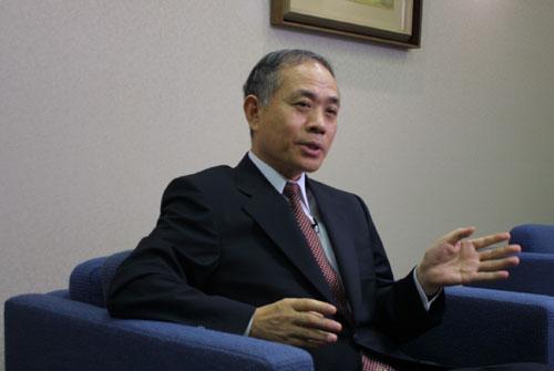 搜狐绿色专访索尼集团副董事长中钵良治