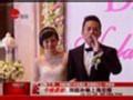 邓超孙俪上海完婚 携手面对媒体