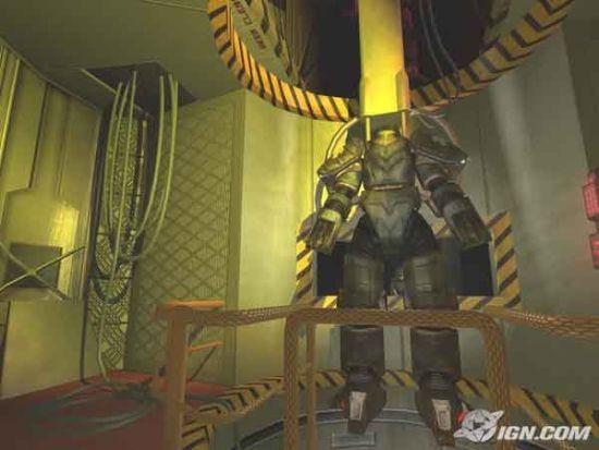 大众软件 详谈游戏中的动力装甲 组图