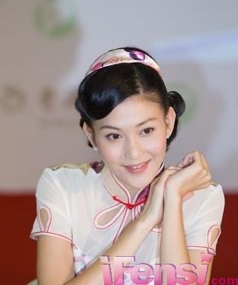 李彩桦出演《错嫁》 被曝单集片酬已超18万(图)