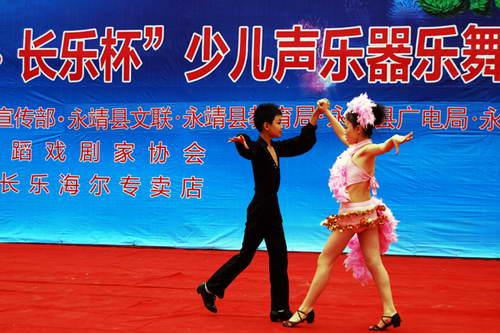 优美的舞蹈动作;