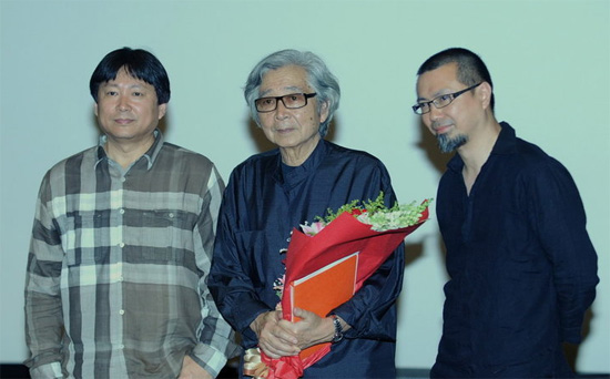 山田洋次与两位中国导演霍建起、李缨展开特别对谈