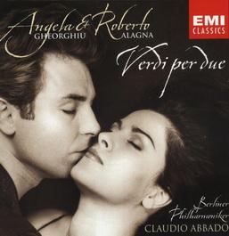 乔治乌与丈夫阿兰尼亚合作的歌剧唱片