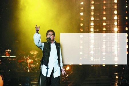 罗大佑下月23日将带着新歌在广州登台。