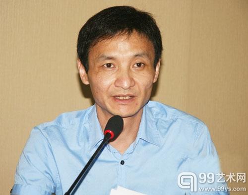 颜文樑艺术奖评审委员会秘书长杨卫