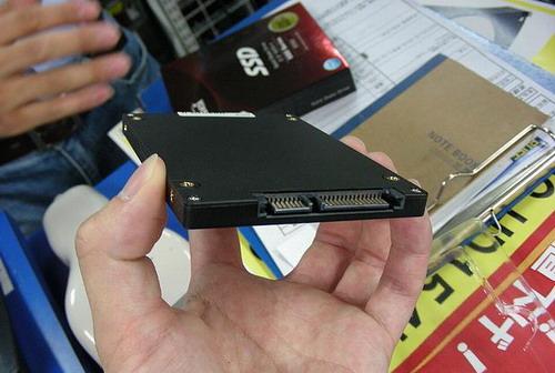 比主流本盘贵百元 6款最低600元下SSD