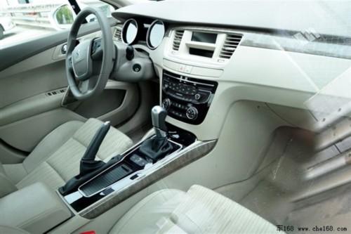 标配ESP 东风标致508三款车型配置曝光高清图片