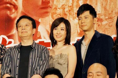 刘烨叶璇李晨上海宣传《建党伟业》