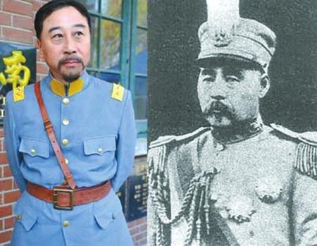 冯巩饰冯国璋历史上的冯国璋