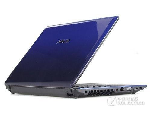 新i3芯GT520M独显 华硕A43宝石蓝4699元