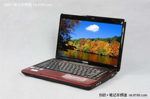 东芝L600升级新品三色到货送包鼠4699元