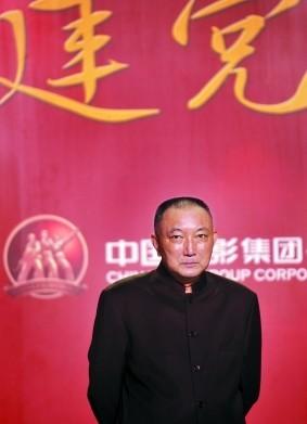 韩三平说,拍摄《建党伟业》是自己恪守诺言、表达热情的方式