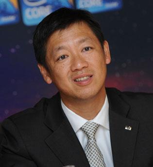 原惠普副总裁陈国维