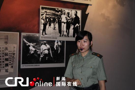 八一起义纪念馆旧馆摄影 唐华