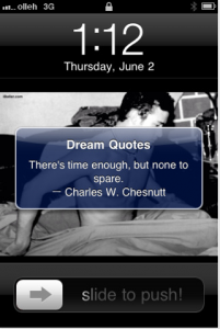 Dream Quotes推送励志名言助您实现梦想