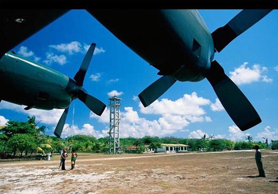 菲律宾称已在南海拆除中国标识 为获美支持兴奋