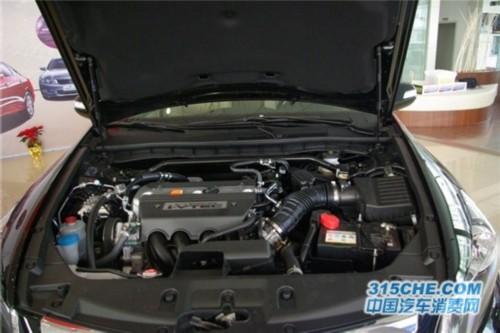 第八代雅阁全系车型都使用了i-vtec技术发动机图片