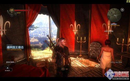 巫师2增强版_史诗巨作《巫师2:国王的刺客》评测(组图)