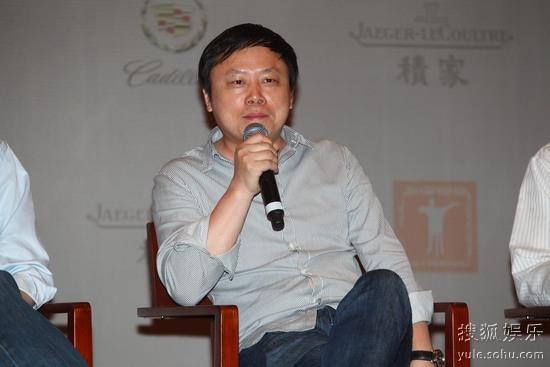 搜狐视频COO刘春