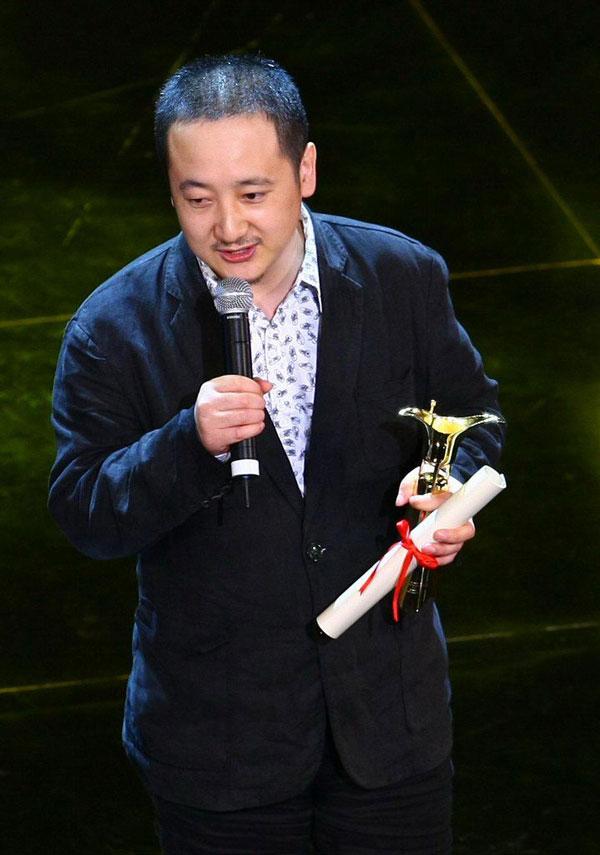 韩杰获最佳导演奖(点击进入更多组图)