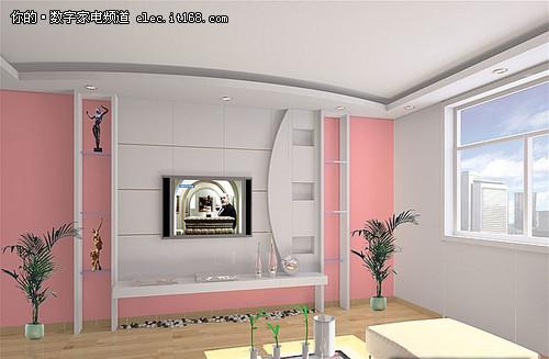 三十款客厅吊顶装修效果图赏4-细细品味生活 唯美客厅吊顶装修效果图