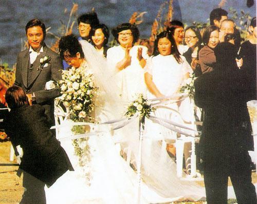 罗嘉良的盛大婚礼