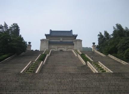南京中山陵陵寝明天将向海内外游客免费开放(组图)