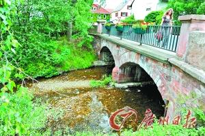 法兰克福东北部埃伦巴赫河发现大肠杆菌。