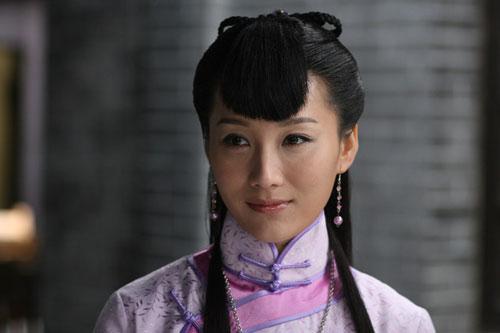 江雪演员素颜照