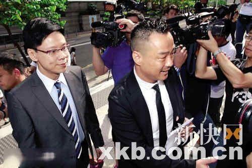 陈志云涉贪案正式开庭 最高可获判监禁14年(图)