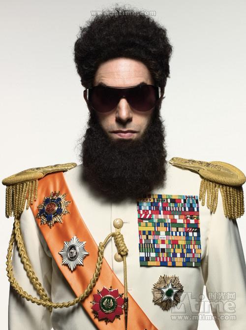 《独裁者》造型照