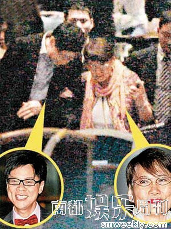 日前,媒体捕捉到TVB高层方逸华(六婶)高调携陈志云出席与各大唱片公司茶会。可见其十分受重用。